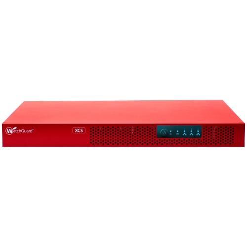 WatchGuard XCS 580 and 3-Yr Email Security Bundle