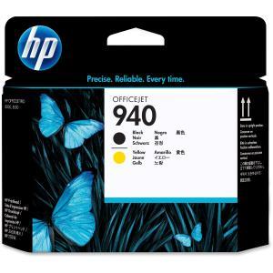 HP 940 Black and Yellow Original Printhead C4900A