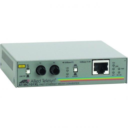 Allied Telesis AT-MC101XL-90 Fast Ethernet Media Converter ATMC101XL90