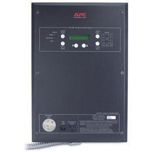 APC 10-Circuit Universal Transfer Switch UTS10BI