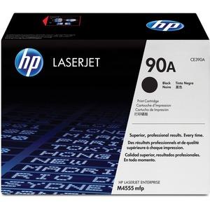 HP 90A CE390A Black Original LaserJet Toner Cartridge