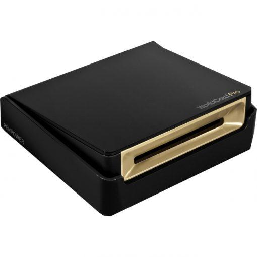 Penpower WorldCard Pro Card Scanner 600 dpi Optical WCUPRO1EN