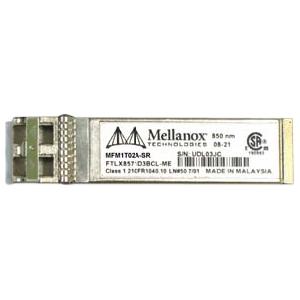 Mellanox 10GBase-SR/SW SFP+ Module MFM1T02ASR