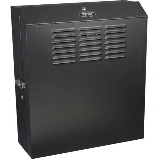 Tripp Lite SmartRack 5U Vertical-Mount Switch-Depth Rack Enclosure Cabinet