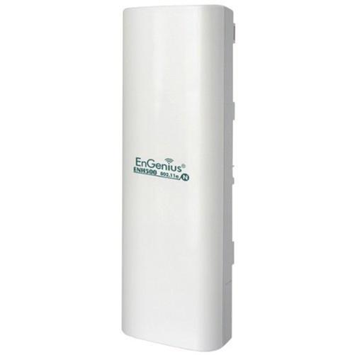 EnGenius ENH500 High-powered Wireless N 300Mbps 5GHz Outdoor Client/Bridge