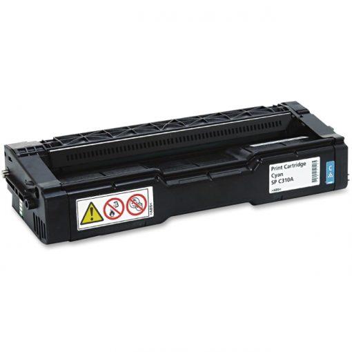 Ricoh Type SP C310A AIO Cyan Print Cartridge