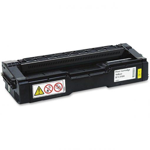 Ricoh Type SP C310A AIO Yellow Print Cartridge