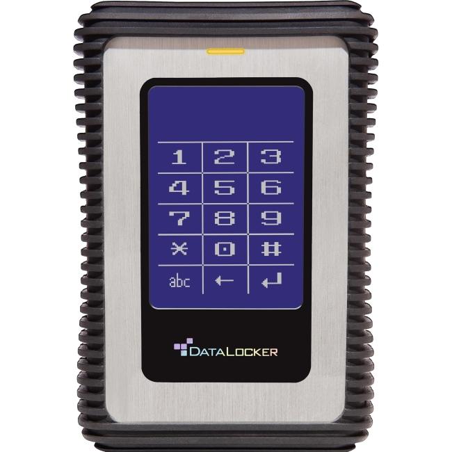 DataLocker DL3 1TB USB 3.0 External HDD w/ AES XTS Mode Hardware Data Encryption