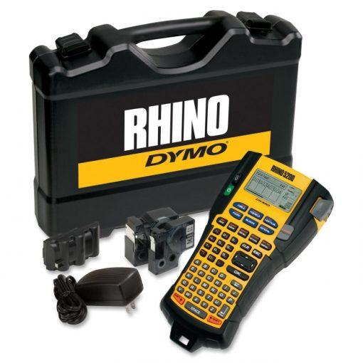 Dymo Rhino Industrial 5200 Labelmaker with Hard Case