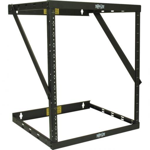 Tripp Lite SmartRack 8U/12U/22U Expandable Flat-Pack 2-Post Open Frame Rack