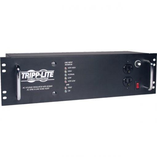 Tripp Lite 2400W 120V 3U Rack-Mount Power Conditioner with AVR