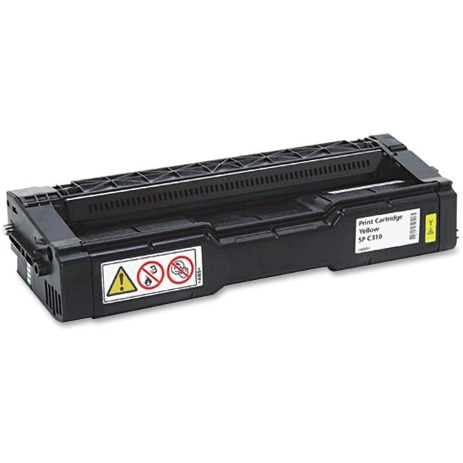 Ricoh SP-C310HA All-In-One Yellow Toner Cartridge