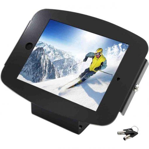 Mac Locks iPad / iPad Pro 9.7 Space Enclosure Kiosk - Black