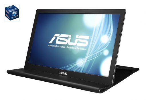 "Asus MB168B 15.6"" HD Portable USB-Powered LED Monitor"