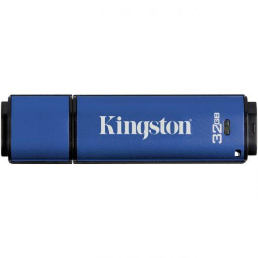 Kingston DataTraveler Vault Privacy 3.0 32GB USB 3.0 Flash Drive