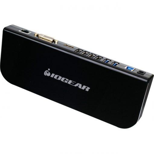 IOGEAR USB 3.0 Universal Docking Station GUD300
