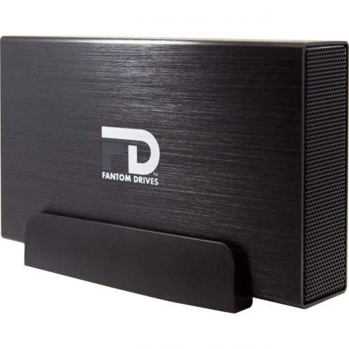 Fantom Drives 5TB External Hard Drive - USB 3.0/3.1 Gen 1 - Aluminum Case