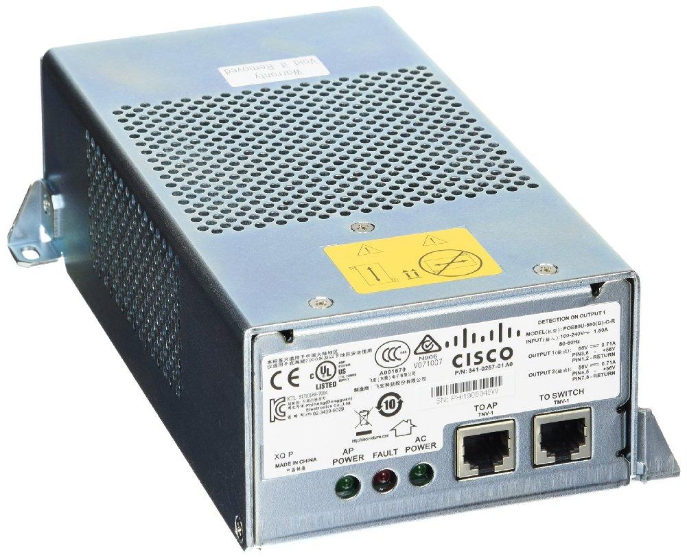 Cisco Aironet Series Power Injector AIR-PWRINJ1500-2=
