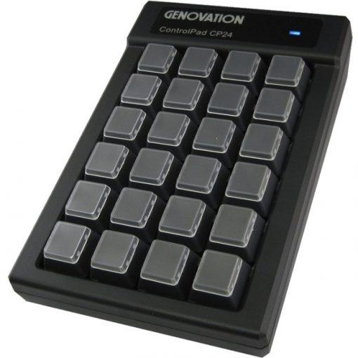 Genovation 24-Key Keypad w/ Serial Interface CP24-USBHID