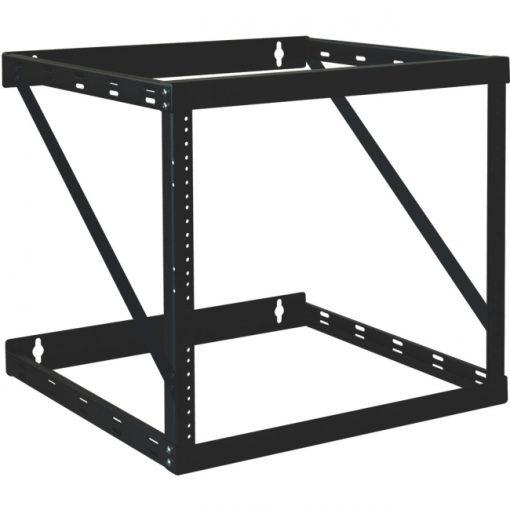 Tripp Lite SmartRack 12U Flat-Pack Switch-Depth 2-Post Open Frame Rack