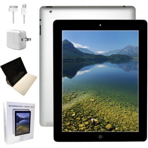 Apple iPad 2 16GB WiFi Black 1 Year Warranty MC769LLAER Refurb
