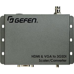 Gefen HDMI & VGA to 3GSDI Scaler/Converter EXTHDVGA3GSC