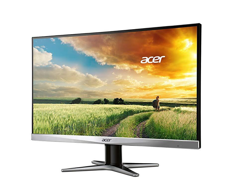"Acer G257HU 25"" WQHD 2560x1440 4 ms LED LCD Widescreen Monitor"