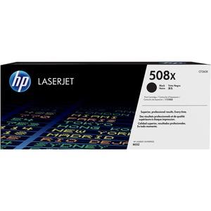 HP 508X High Yield Black Original LaserJet Toner Cartridge CF360X
