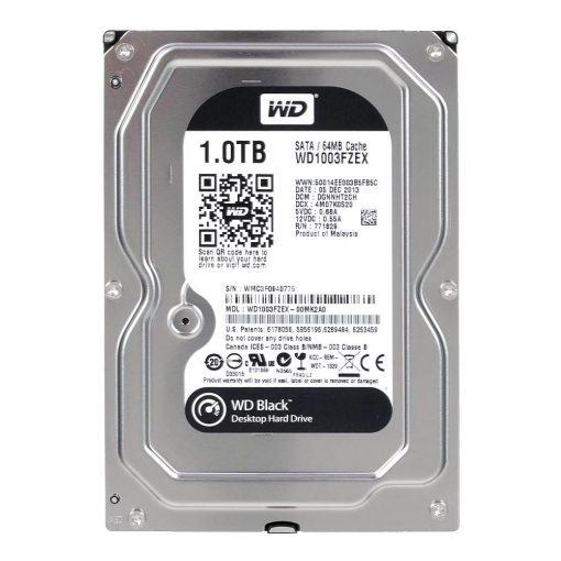 """WD Black WD1003FZEX 1TB SATA 3.5"""" Internal Hard Drive"""