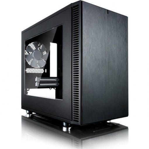Fractal Design Define Nano S ITX Computer Case w/ Window