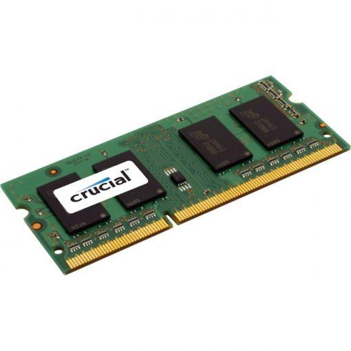 Crucial 8GB DDR3 1600MHz 204-pin SODIMM Memory Module CT102472BF160B
