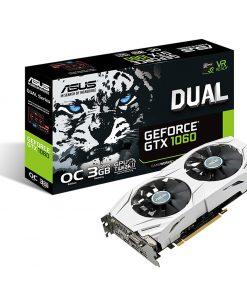 ASUS Dual Series GeForce GTX 1060 Video Card 3GB 192-bit GDDR5 PCIe 3.0