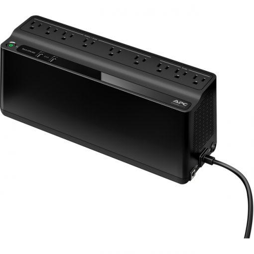 APC 850VA Back-UPS BE850M2 with 2 USB Charging Ports