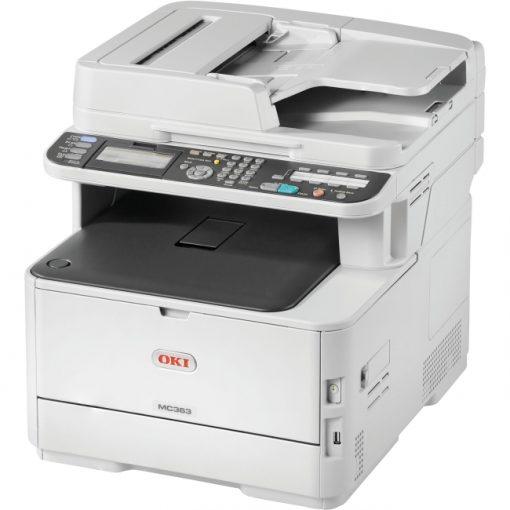 Okidata MC363DN HD Color LED Multi-Function Printer with Duplex Printing