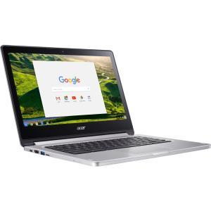 "Acer R 13 13.3"" Touchscreen Chromebook w/ MediaTek M8173C, 4GB RAM & 64GB Flash"