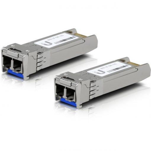Ubiquiti U Fiber SFP+ Module - 2 Pack (UF-SM-10G)