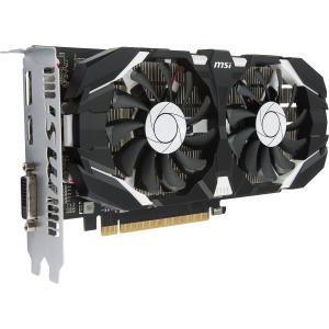 MSI GTX 1050 TI 4GT OC GeForce GTX 1050 Ti 4GB GDDR5 PCIe 3.0 x16 Graphic Card