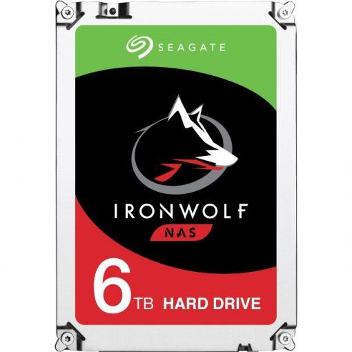 "Seagate ST6000VN0041 IronWolf 6TB 3.5"" SATA 7200rpm Internal Hard Drive"