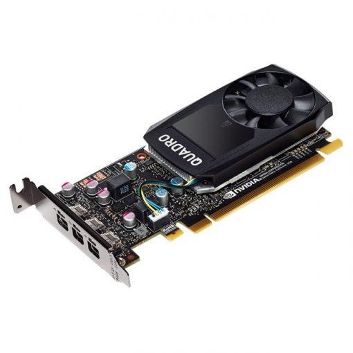 PNY Quadro P400 2GB GDDR5 PCI Express 3.0 x16 Low-Profile Graphics Card