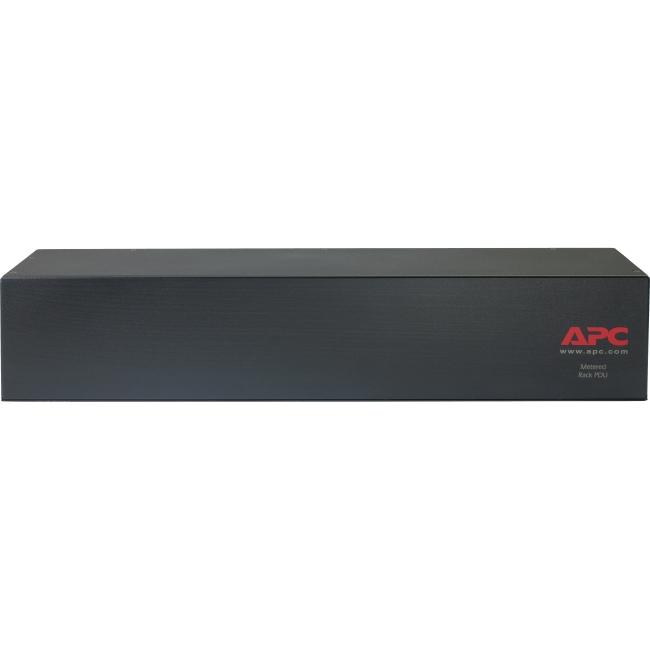 APC Metered Rack PDU AP7802B w/ 16 NEMA 5-20 Outlets