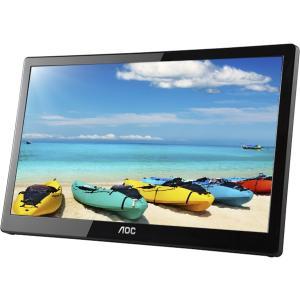 """AOC I1659FWUX 16"""" Full HD LED-Backlit USB Powered LCD Monitor"""