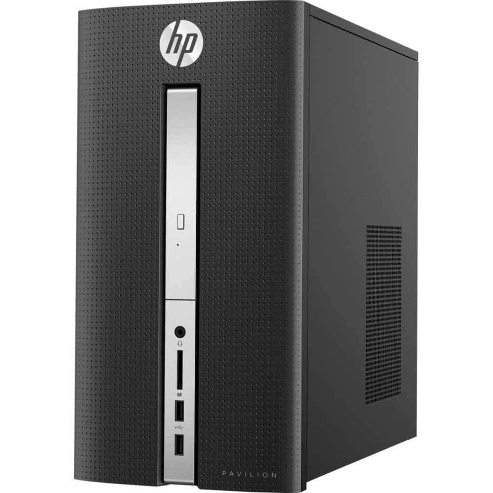 HP Pavilion Desktop Computer i5-7400 12GB 1TB DVDRW Win10 Refurbished