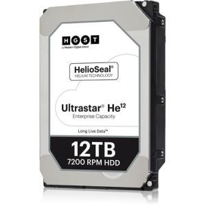 "HGST Ultrastar He12 HUH721212ALE600 12TB 3.5"" SATA 7200rpm Internal Hard Drive"