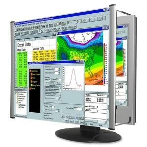 """Kantek LCD Monitor Magnifier Fits 19"""" Widescreen Monitors MAG19WL"""