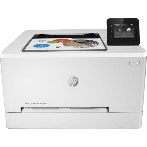 HP M254dw LaserJet Pro Duplex USB/Wireless Color Printer