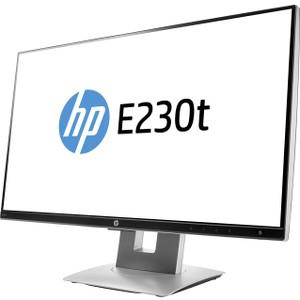 """HP EliteDisplay E230t 23"""" Full HD LED-Backlit IPS Touch Monitor"""