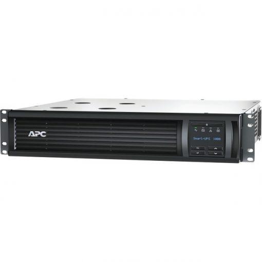 APC SMT1000RM2UC 1000VA 2U Rack-Mount LCD UPS with SmartConnect Cloud Monitoring