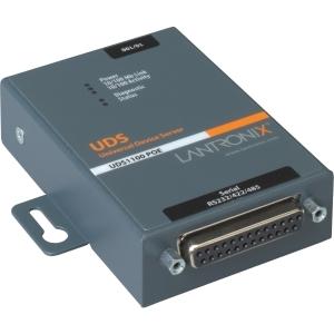 Lantronix UD11000P0-01 Devise Server 1PORT 10/100 Poe 802.3AF
