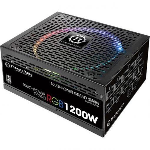 Thermaltake Toughpower Grand RGB 80 PLUS Platinum 1200W Modular Power Supply