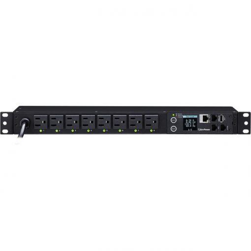 Cyberpower PDU41001 Switched PDU 15A 120V 8OUT NEMA w/ 3yr Warranty (12ft Cord)